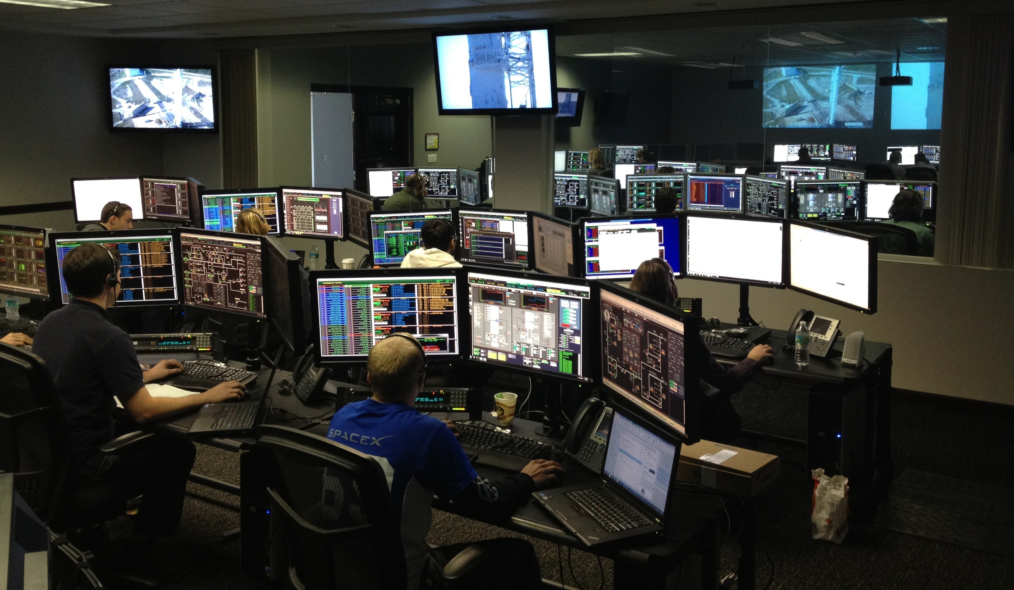Command and Control Center
